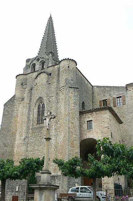 Chassiers - l'église