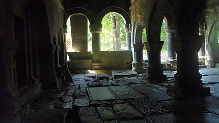 Monastère de Sanahine