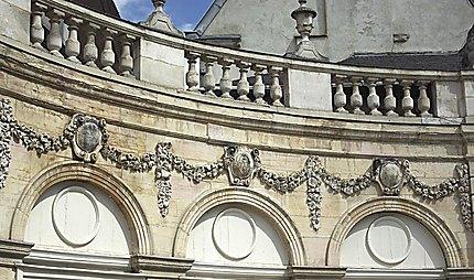L'ancien palais des ducs de Bourgogne