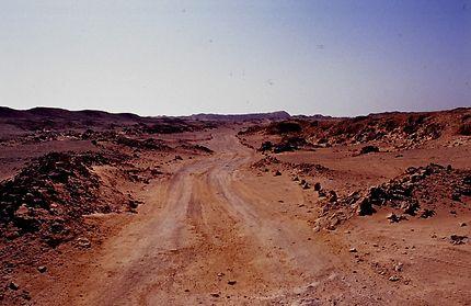 Parc de Ras Mohamed dans le Sinaï égyptien