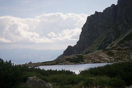 Hautes Tatras : Mengusovska dolina
