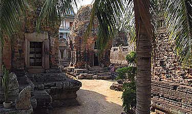 Phnom Chisor (environs de Phnom Penh)