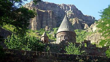 Monastère de Geghard (région d'Erevan)