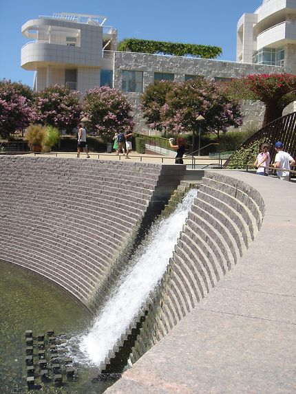 Getty center, Brentwood