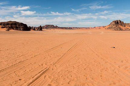 Ekenesseï - Tapis de sable
