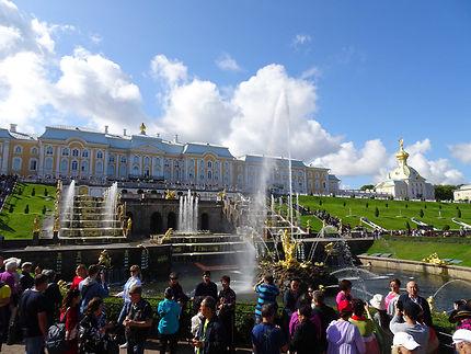 Capitale des fontaines