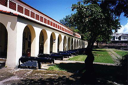 Fort Jesus à Mombasa