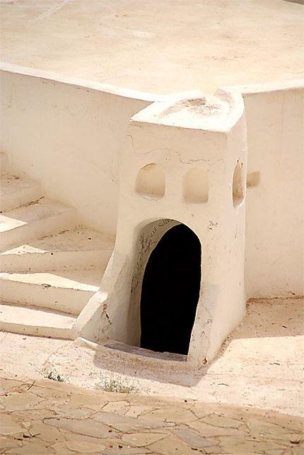 La mosquée de Sidi Brahim: Entrée réservée aux femmes