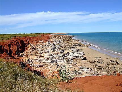 Ocres de la côte de Broome