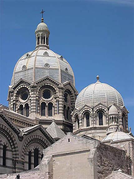 Coupoles de la cathédrale La Major