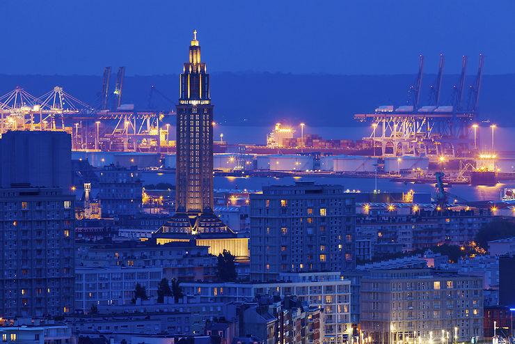 Le Havre et l'urbanisme d'Auguste Perret