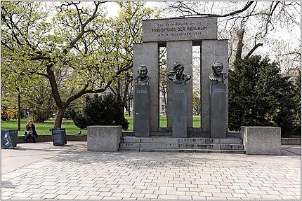Monument aux gloires de la République