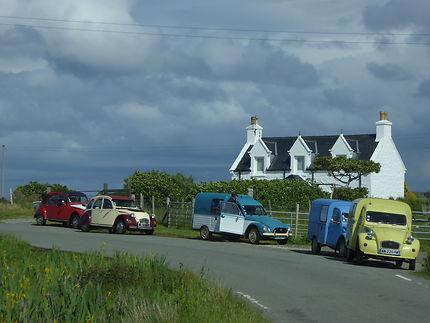 Île de Skye, Uig