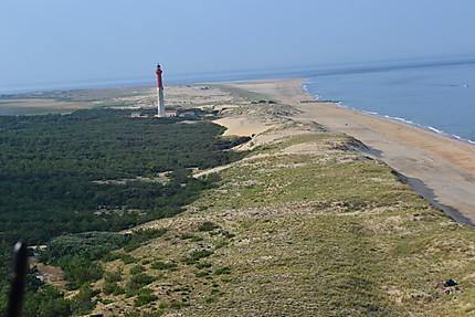 La côte sauvage entre Ronce les Bains et Royan