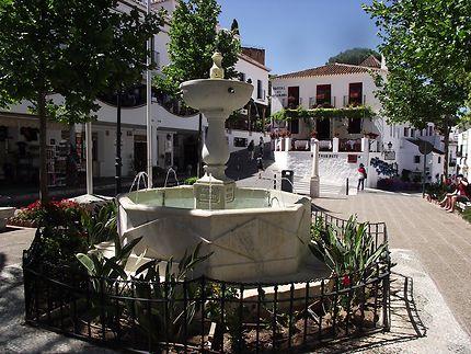 Place de Mijas