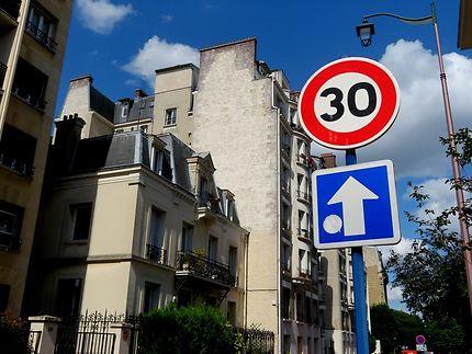 Rue Sainte Marie