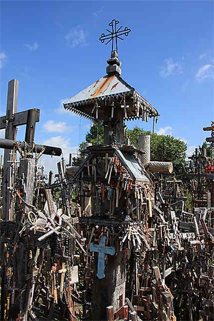 Colline des Croix de Siauliai