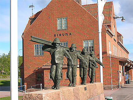 Gare de Kiruna