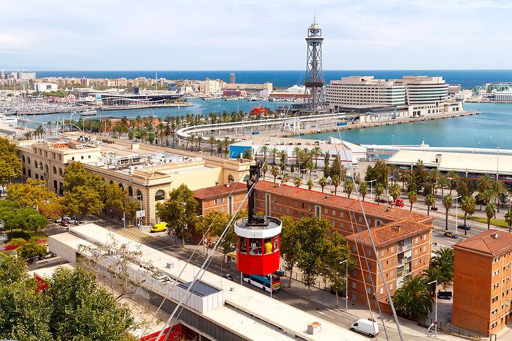 Grimper à Montjuïc