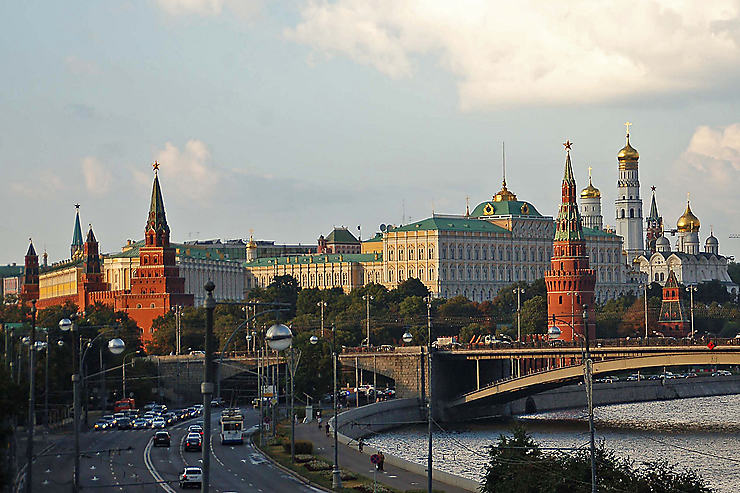 Russie : dans les rues de Moscou