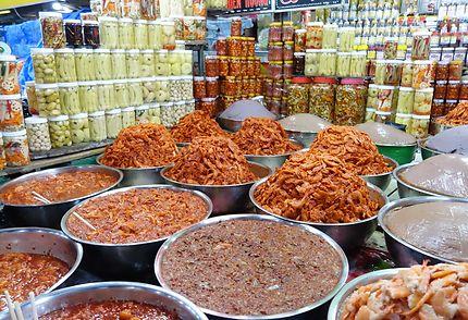 Produits fermentés du Vietnam