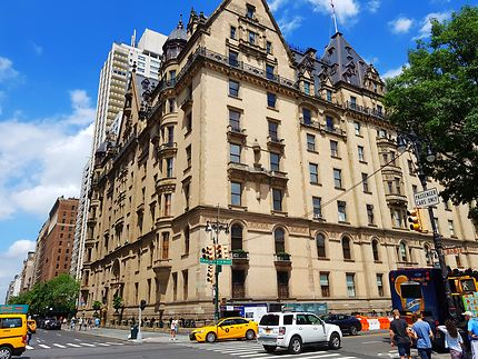L'immeuble Dakota à New York