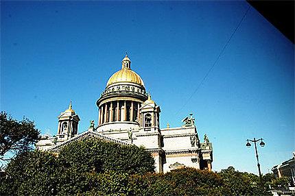 Cathédrale St Isaac
