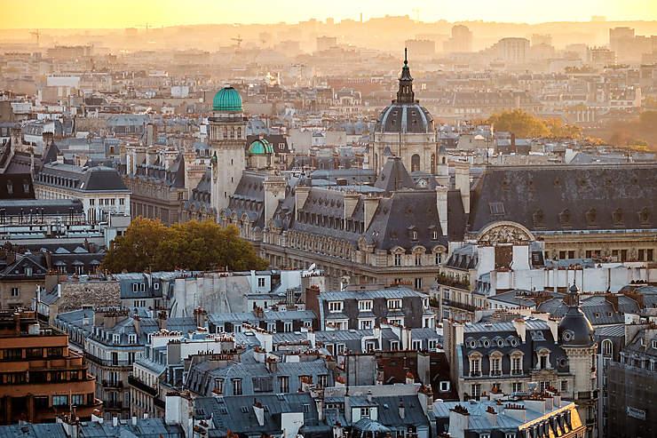 Paris, destination n°2 en France métropolitaine en 2017