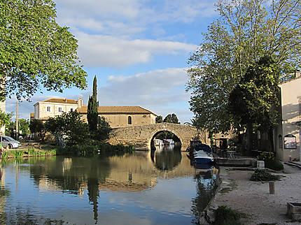 Le Canal du Midi au Somail (3)