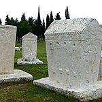 Nécropole de Radimlja (fin XIVème siècle)j