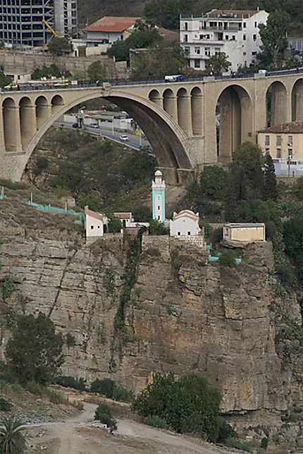 Pont et Mausolée Sidi Rached