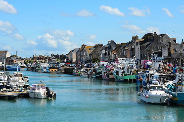 Saint-Vaast-la-Hougue, port de la Manche et capitale de l'huître