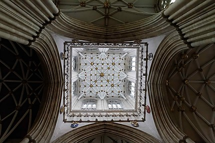 Plafond de York Minster