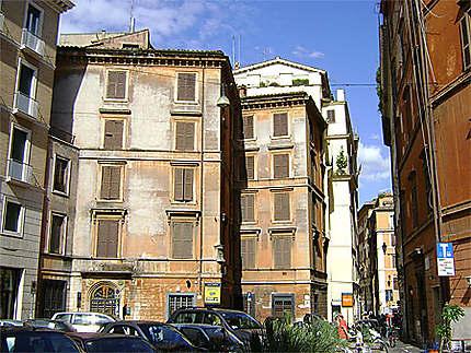 Maisons du centre historique