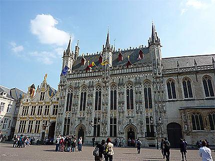 Bruges la romantique