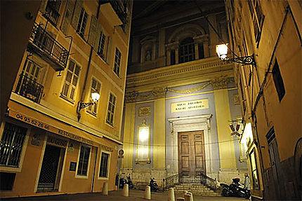 Les charmes du vieux Nice