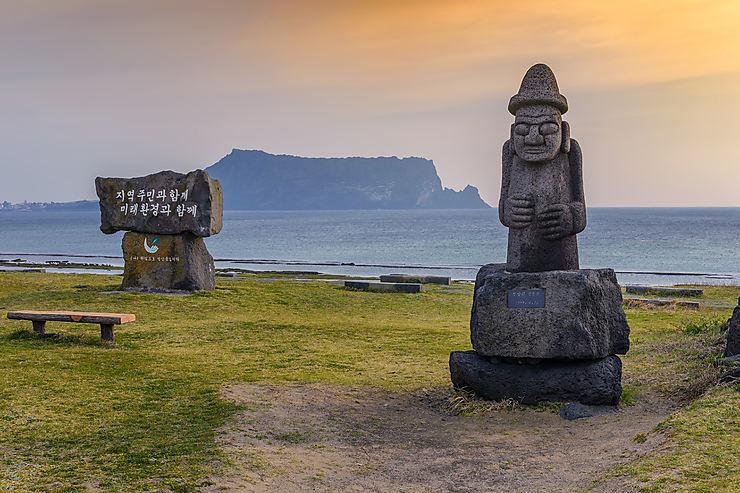 Île de Jeju (Corée du Sud)