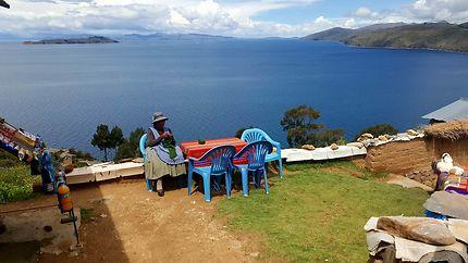 Lac Titicaca côté Bolivie