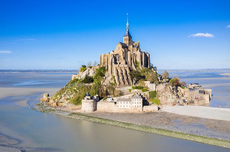 Le Mont-Saint-Michel et sa baie, un goût d'éternité