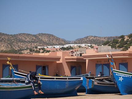 Petit port Marocain