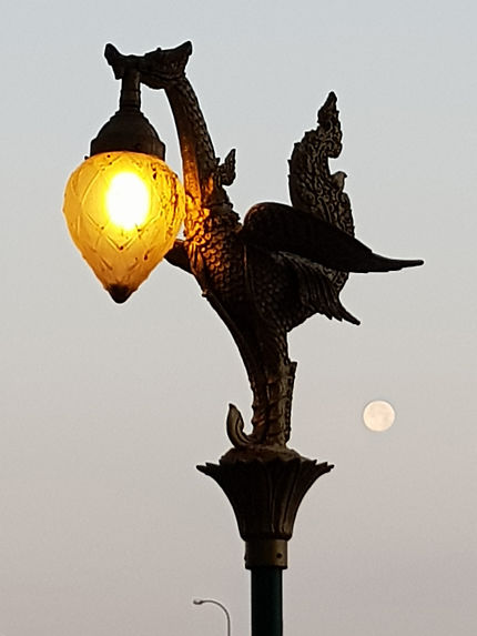 Lampadaire with