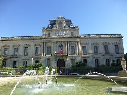 Conseil général, Montpellier