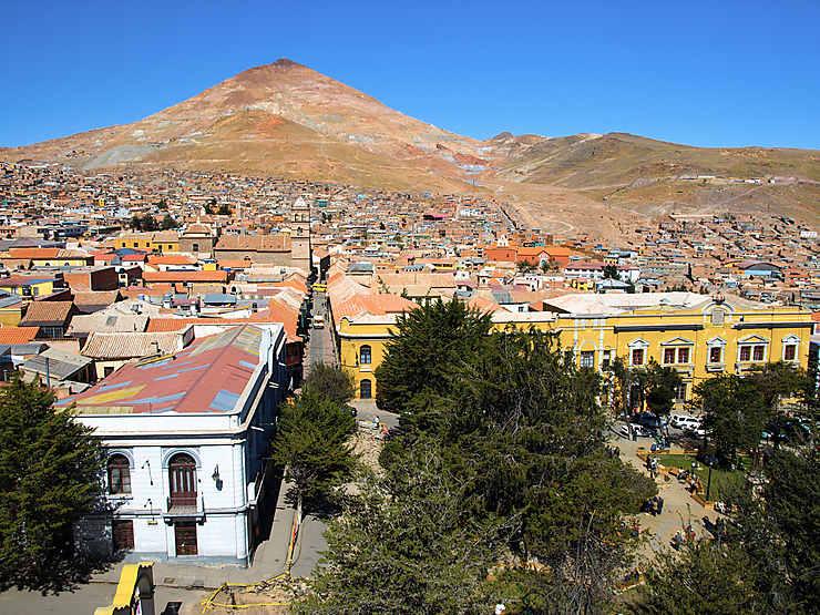 Potosí, la plus haute ville du monde
