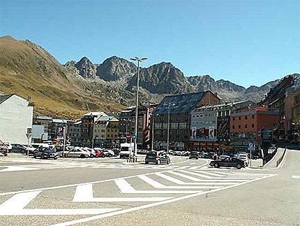 Pas de la Case - Andorre