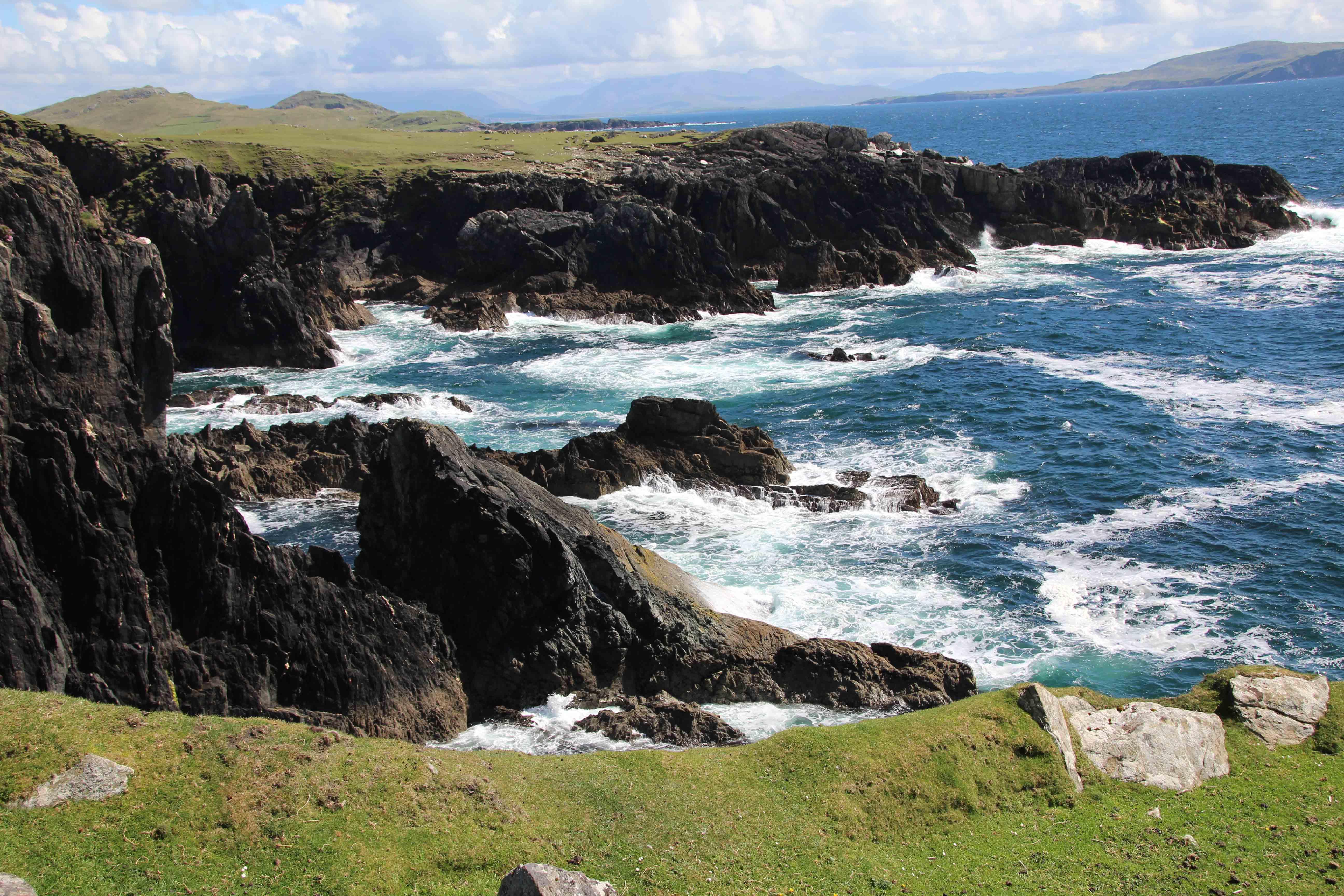Achill Island (Oléan Acla) - Irlande
