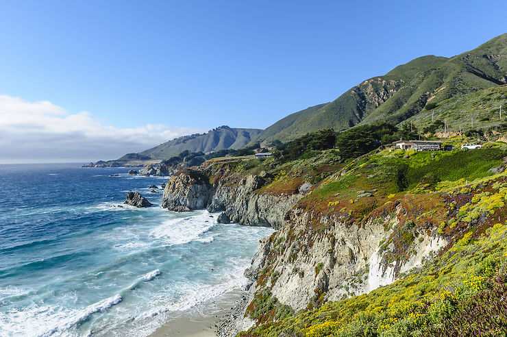 Le meilleur de la Californie : la côte, de Monterey à Santa Barbara
