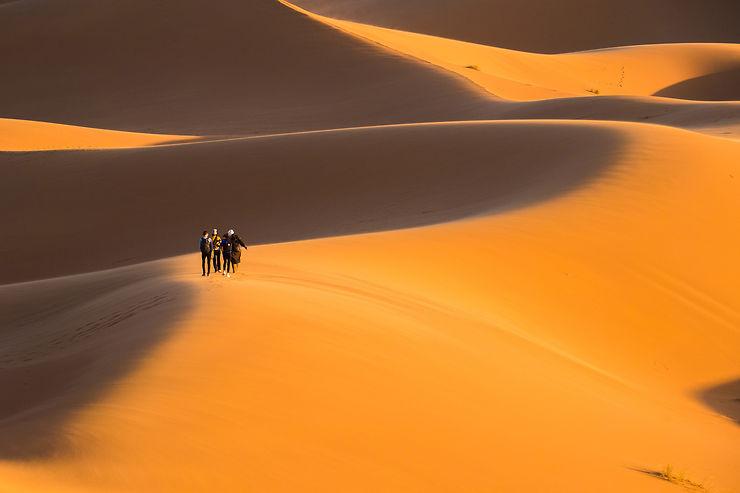 Le Maroc, côté randos