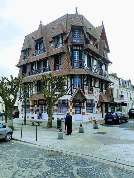 Demeure Normande à Deauville