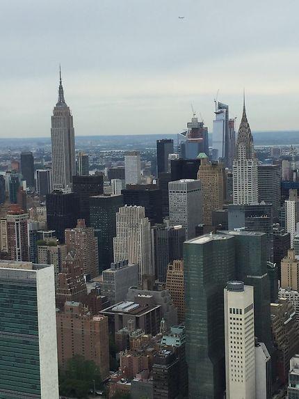 Au dessus de NY