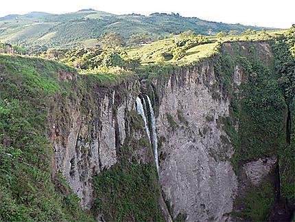 San Agustin (Salto del Mortino)